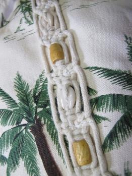 椰子の木バッグ