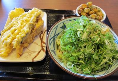 丸亀製麺 ねぎだく!!