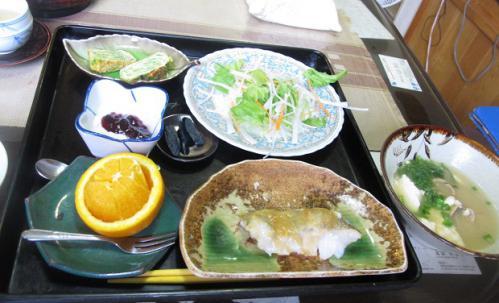 ぱいらんど24日朝食