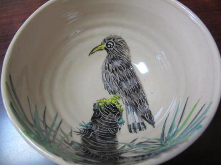 鳥さんの器