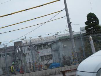 JR整備工場