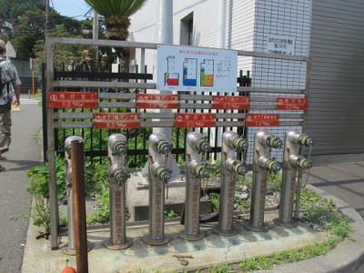 葉山町 消火栓