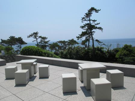 葉山 神奈川県立近代美術館