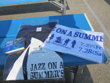 真夏のJAZZ in HAYAMA