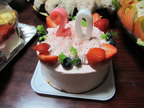 プチショートケーキ