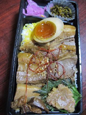 Dining 萬来 鹿児島黒豚 角煮弁当