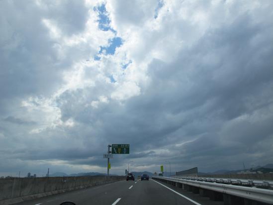 台風17号を迎え撃つ!!