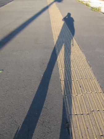 足が長い人