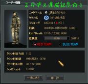 2万デス(わらい)