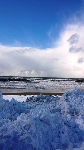 雪捨て場20140114_133045