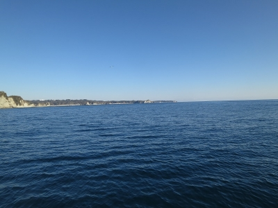 01-23 今日の海