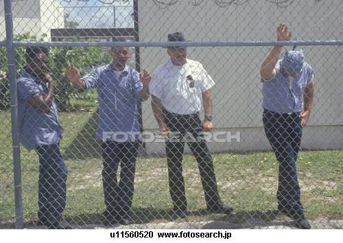 刑務所 看守