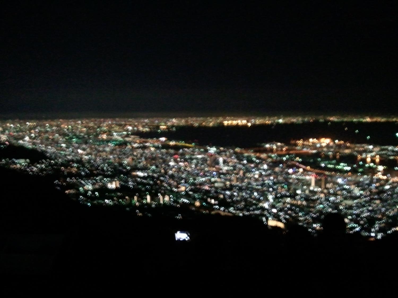 摩耶山夜景2