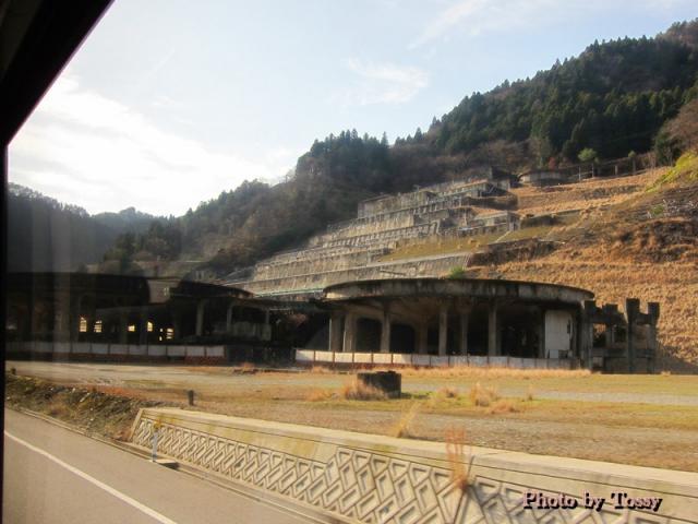 神子畑選鉱所 全景