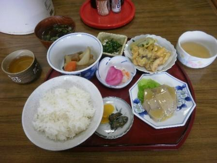 長野山ロッジ お料理