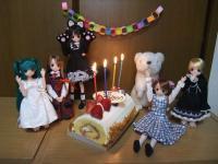 ちさ誕生日2010