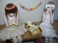 麻衣誕生日2010-01