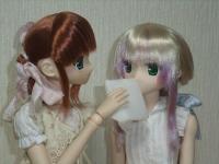姫様誕生日2010-10