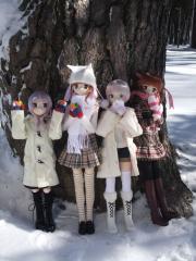 木崎湖2011-01-19
