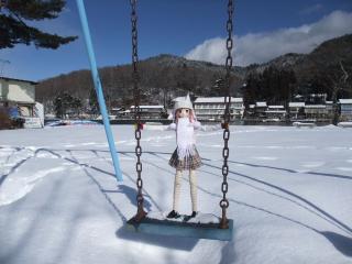 木崎湖2011-01-28