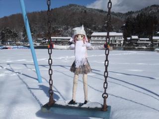 木崎湖2011-01-29