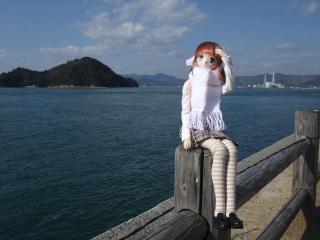 うさぎ島2011-01-12