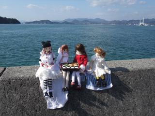 うさぎ島2011-01-13