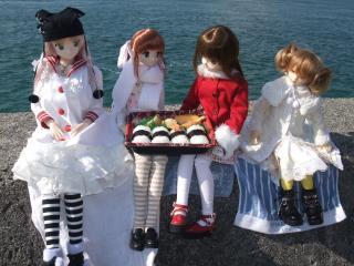 うさぎ島2011-01-14