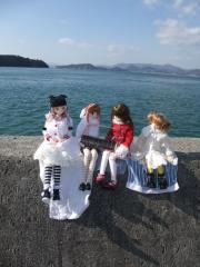 うさぎ島2011-01-15