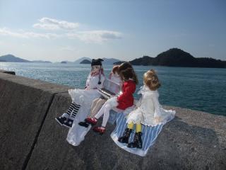 うさぎ島2011-01-16