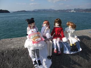 うさぎ島2011-01-17