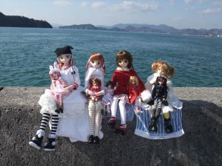 うさぎ島2011-01-18
