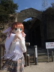うさぎ島2011-01-20