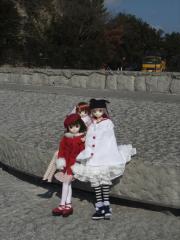 うさぎ島2011-01-23