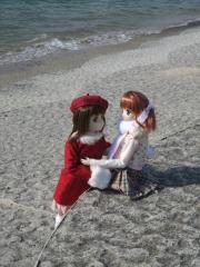 うさぎ島2011-01-25