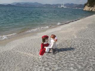 うさぎ島2011-01-26