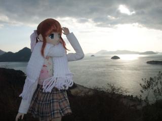 うさぎ島2011-01-29