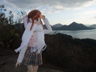 うさぎ島2011-01-28