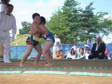 わんぱく相撲 2