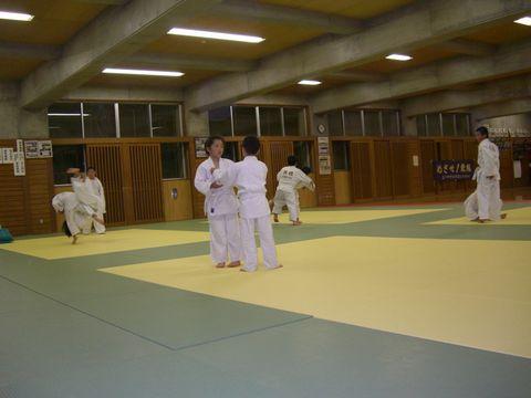 22日の練習 3
