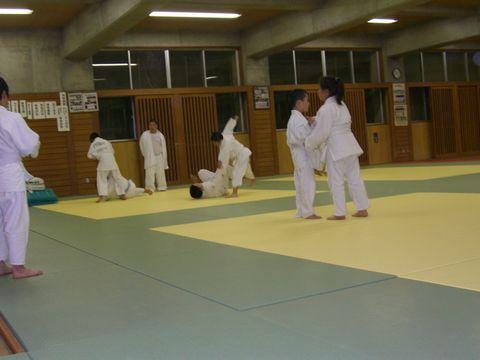22日の練習 4