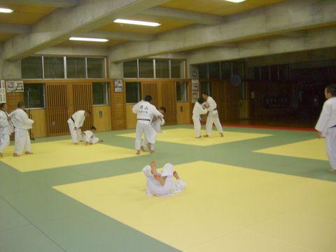 8日の練習 3