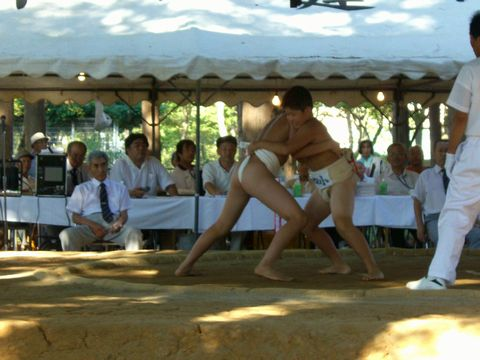 学童相撲 2