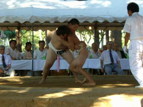 学童相撲 3