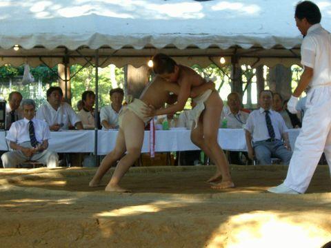 学童相撲 4