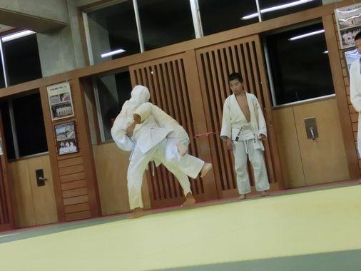 28日の練習 5