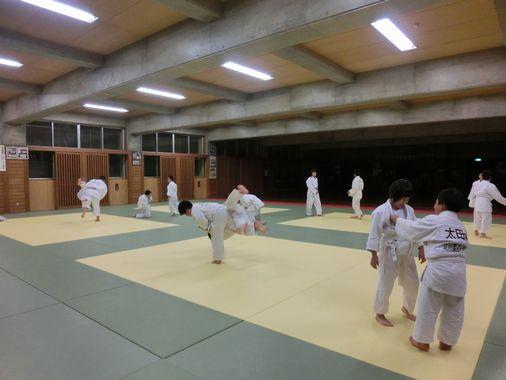 12日の練習 2
