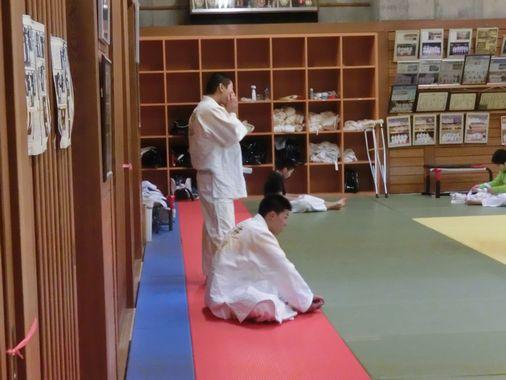 17日の練習 2