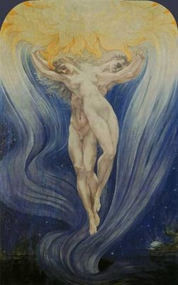 The Love of Souls - Jean Delville