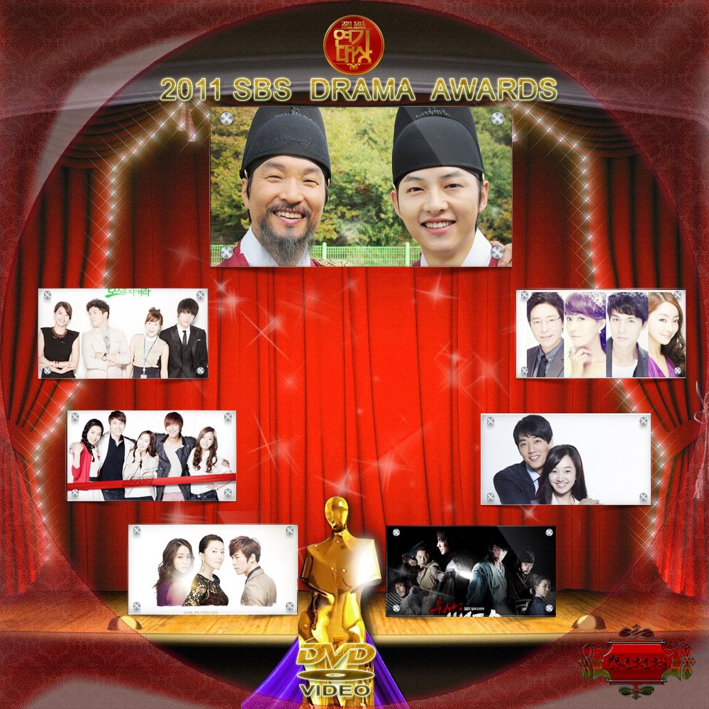 カッチカジャ☆韓国Drama・OST♪Label☆ 2011SBS演技大賞☆レーベル